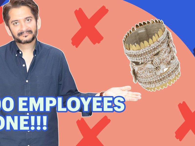 I Had to Fire 500 Employees or I'd Lose My Business