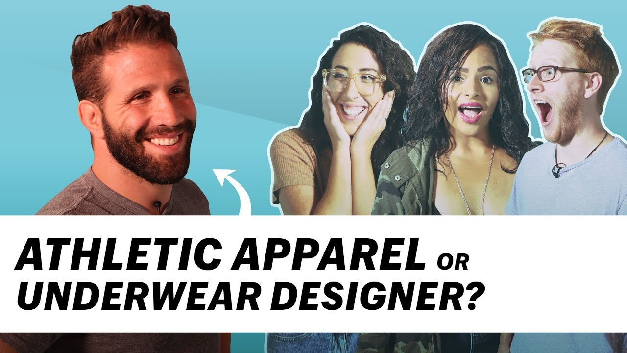 Does He Design Underwear or Athletic Apparel?   Guess My Side Shopify Business Ep8